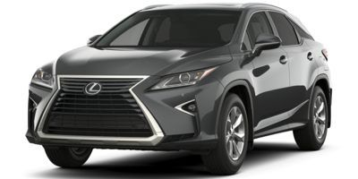 2019 Lexus RX 350 (Eminent White Pearl)
