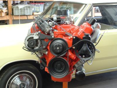 Purchase Plymouth Dodge Mopar 1969 E 440 HP Remanufactured engine WITH HP EXHAUST motorcycle in Lemon Grove, California, US, for US $6,800.00