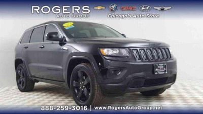 Used 2014 Jeep Grand Cherokee 4WD 4dr