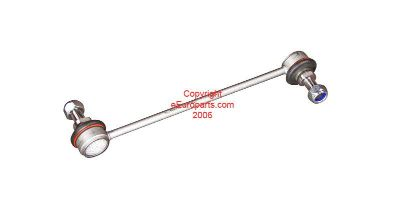 Sell NEW Febi Swaybar End Link - Front 09206 SAAB OE 5236823 motorcycle in Windsor, Connecticut, US, for US $22.99