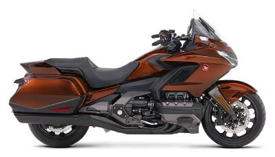 2018 Honda Gold Wing DCT Touring North Reading, MA