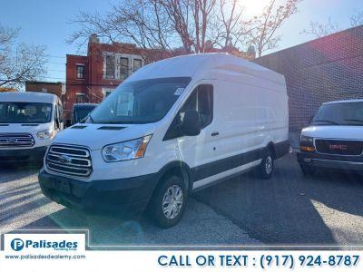 "2016 Ford Transit Cargo Van T-350 148"" EL Hi Rf 9500 GVWR (White)"