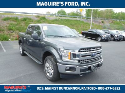 2018 Ford F-150 XLT (magnetic)