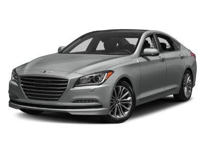 2017 Hyundai Genesis 3.8L (BLACK)