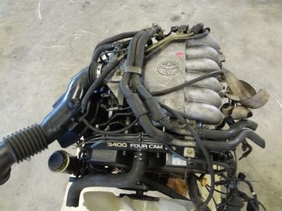 Purchase JDM Toyota 4 Runner Tacoma T100 Tundra V6 Engine 3.4L 5VZ-FE 96-04 5VZ Engine motorcycle in West Palm Beach, Florida, United States, for US $850.00