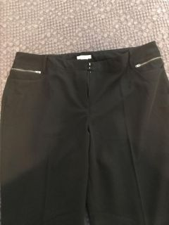 New without tags. Black Dress Pants