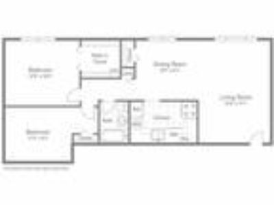 Woodlee Terrace Apartments - Two BR One BA - 805sf