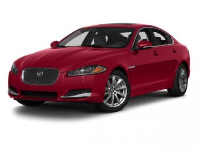 2013 Jaguar XF 3.0 (POLARIS WHITE)