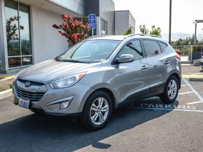 2013 Hyundai Tucson Limited (Silver)
