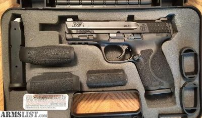 For Sale/Trade: Smith and Wesson m&p 9c 2.0