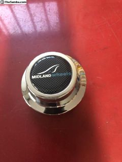 Midland torker center caps