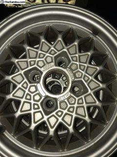 BBS Vintage RA Wheels 13 inch VW