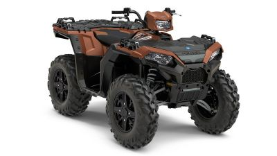 2018 Polaris Sportsman XP 1000 Utility ATVs Troy, NY
