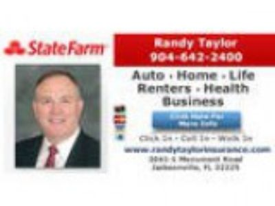 Randy Taylor - State Farm Insurance Agent