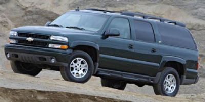 2005 Chevrolet Suburban 1500 LS (Silver Birch Metallic)