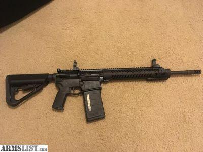 For Sale: Adams arms .308 patrol battle rifle