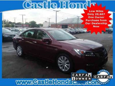 2013 Honda Accord Sdn EXL-V6