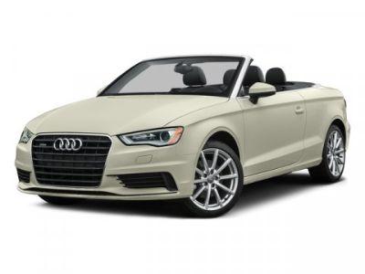 2015 Audi A3 2.0T Premium (Lotus Gray Metallic/Black Roof)