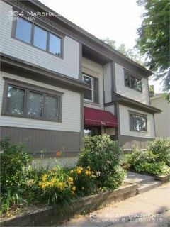 Townhouse Rental - 304 Marshall Ave