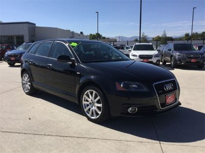 2013 Audi A3 2.0T quattro Premium Plus (Brilliant Black)