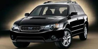 2005 Subaru Outback 2.5i (Atlantic Blue Pearl/Granite Gray Opal)