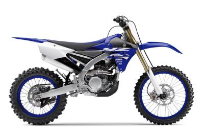 2018 Yamaha YZ250FX Competition/Off Road Motorcycles Sandpoint, ID