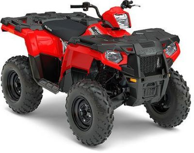 2017 Polaris Sportsman 570 EPS Utility ATVs Barre, MA