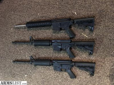 For Sale/Trade: AR15 223/5.56 lot