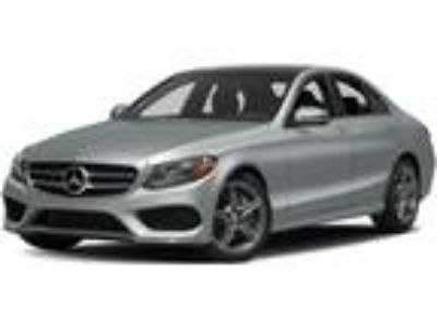 Used 2017 Mercedes-Benz C-Class White, 29.9K miles