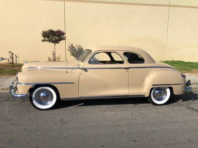 1949 Desoto Custom Club Coupe