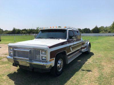 1988 Chevrolet CK3500 Western Hauler, Texas truck, C30, NICE