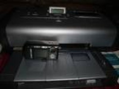 HP Photosmart 7600 SERIES Printer Digital Inkjet Photo w/