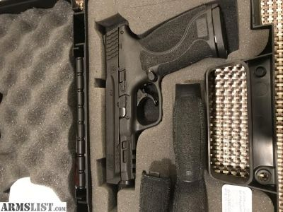 For Sale: Smith & Wesson M&P9 M2.0 4.25 inch Barrel 17+1 Rounds