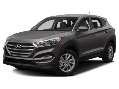 2018 Hyundai Tucson SE (Coliseum Gray)
