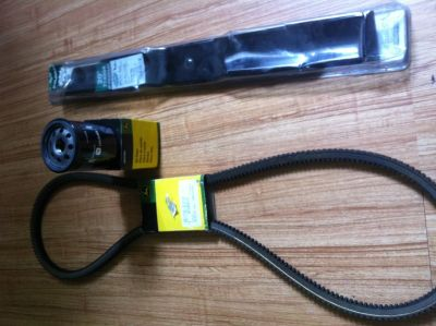 John Deere belt,Lawnmower blade,oil filter