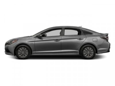 2016 Hyundai Sonata Hybrid SE (Pewter Gray Metallic)
