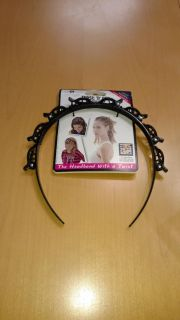 Hair band - twist and clip