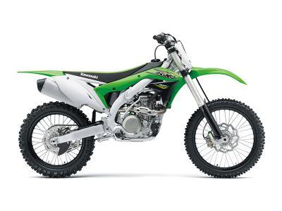 2018 Kawasaki KX 450F Motocross Motorcycles Dimondale, MI