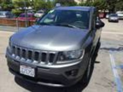 2014 Jeep Compass Sport Gray,