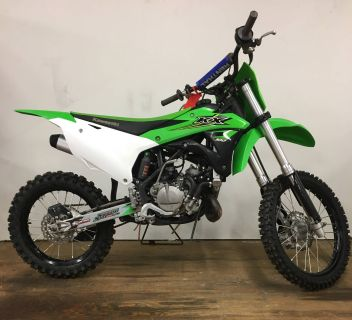 2017 Kawasaki KX100 Motocross Motorcycles Oak Creek, WI
