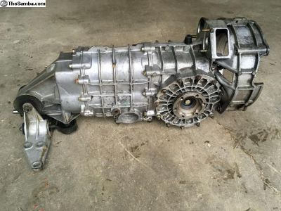 Nice 1991 G-50 03 five speed transmission