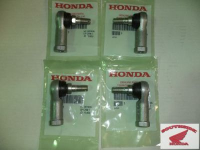 Sell GENUINE HONDA TIE ROD ENDS RIGHT AND LEFT HAND THREADS (2 SETS) motorcycle in Lafayette, Louisiana, United States, for US $34.49