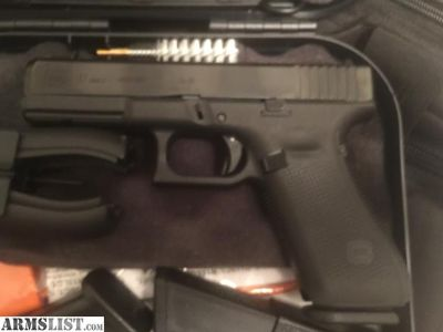 For Sale: Glock 17 gen5