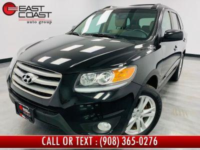 2012 Hyundai Santa Fe Limited (Twilight Black)