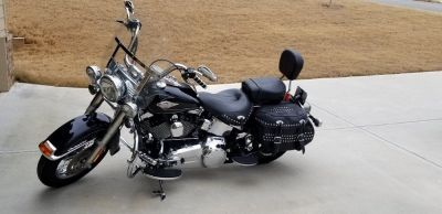 2009 Harley Davidson Heritage Softail Classic