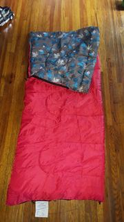 "Coleman sleeping bag child size 26""x60"""