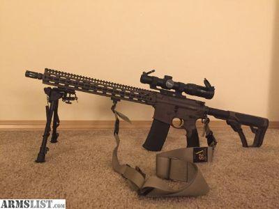 For Sale: Daniel defense AR15