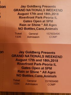Grand National Riverfront tickets