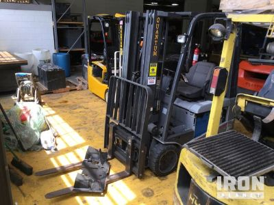 2014 Nissan TX30 Electric Forklift