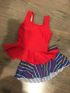 Hanna Anderson Swimsuit, size 80